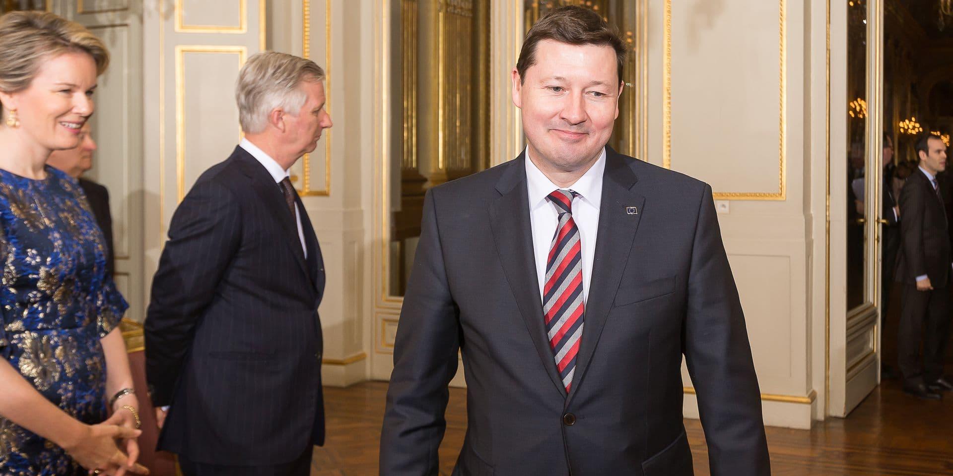 L'Allemand Martin Selmayr quittera la Commission européenne dès la semaine prochaine