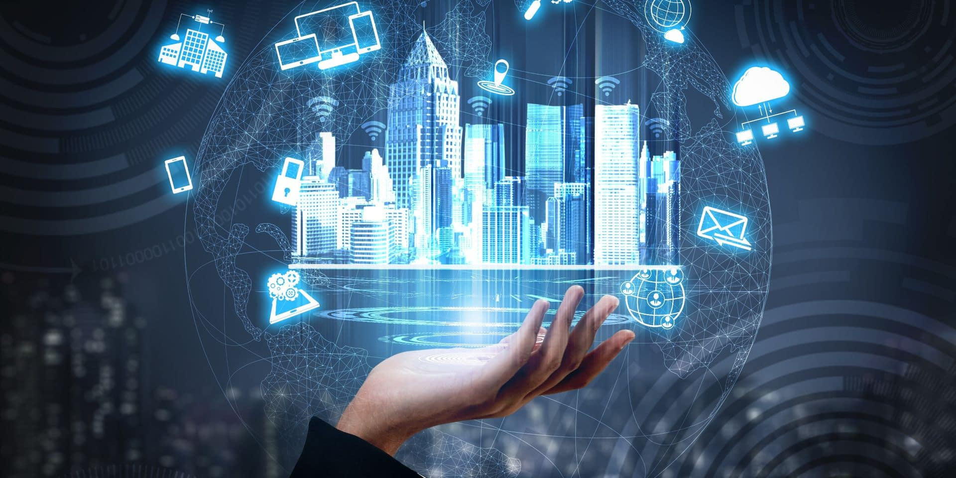 Investir dans les villes intelligentes, c'est investir dans l'avenir et les nouvelles technologies