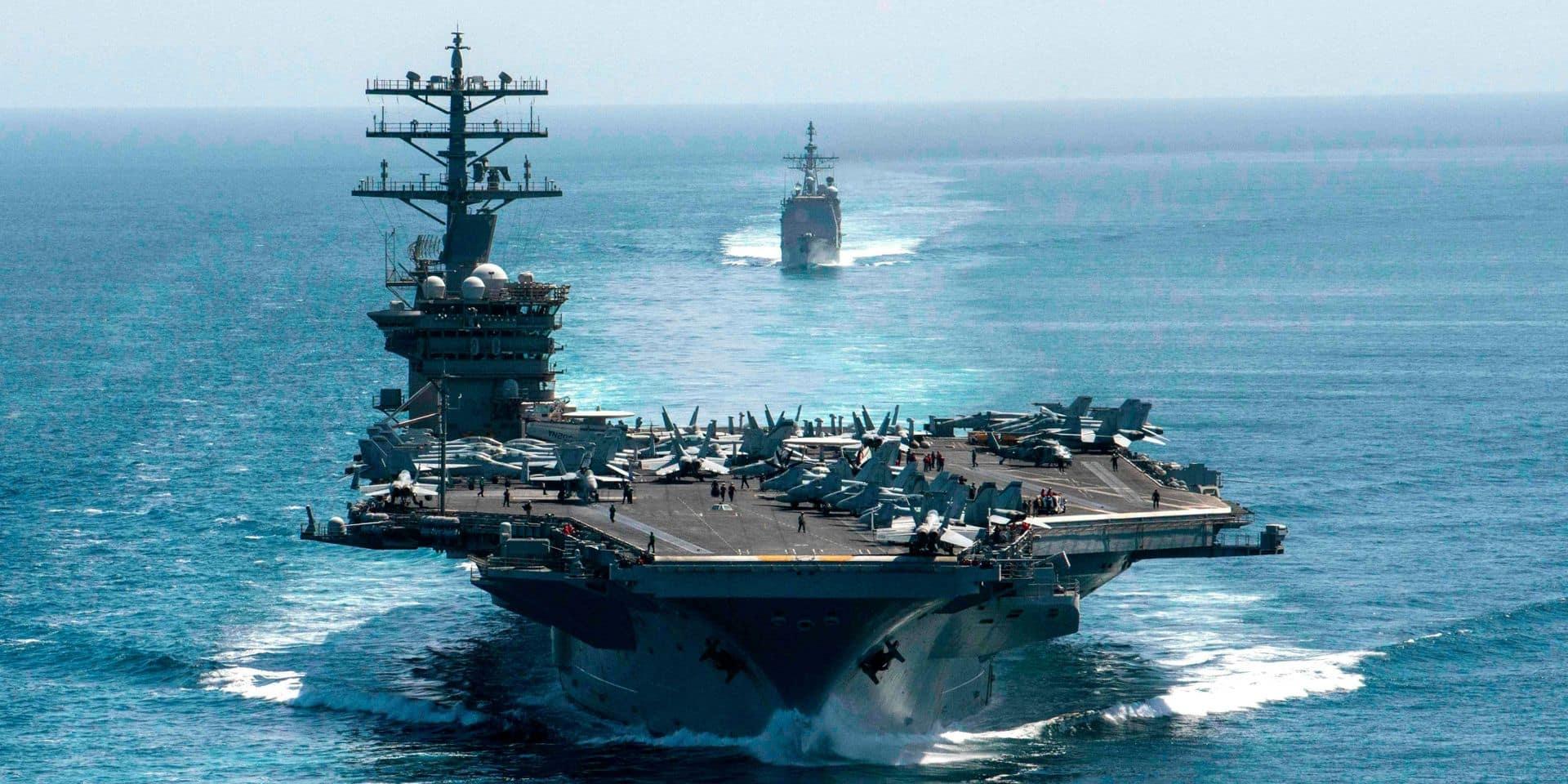 L'US Navy n'est plus la plus grande flotte du monde : un autre pays est passé en tête