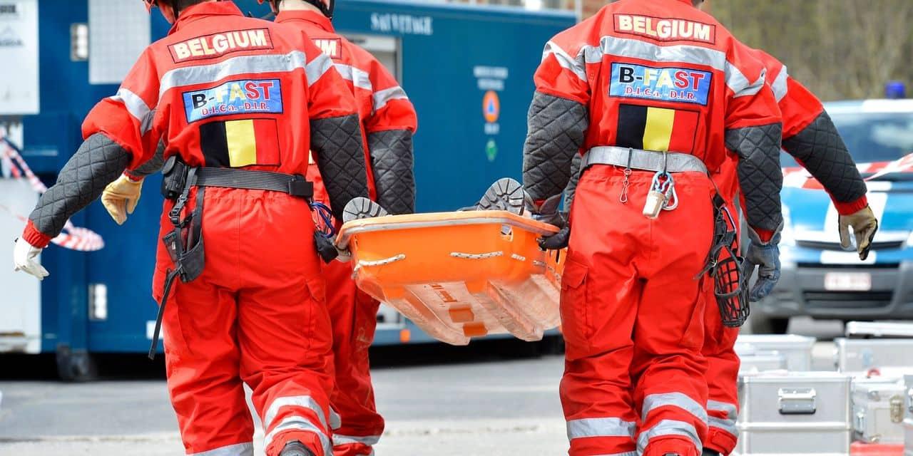 Explosions à Beyrouth : la Belgique offre son aide par le biais de B-FAST