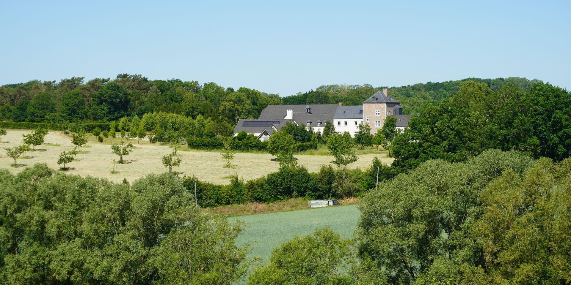 Un recours contre le permis de la ferme Hubermont à Lasne
