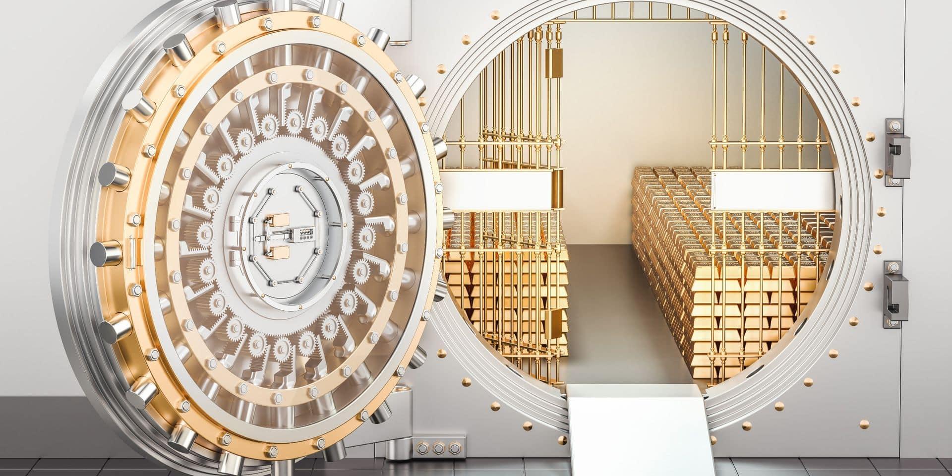 L'once d'or vise le cap des 2 000 dollars