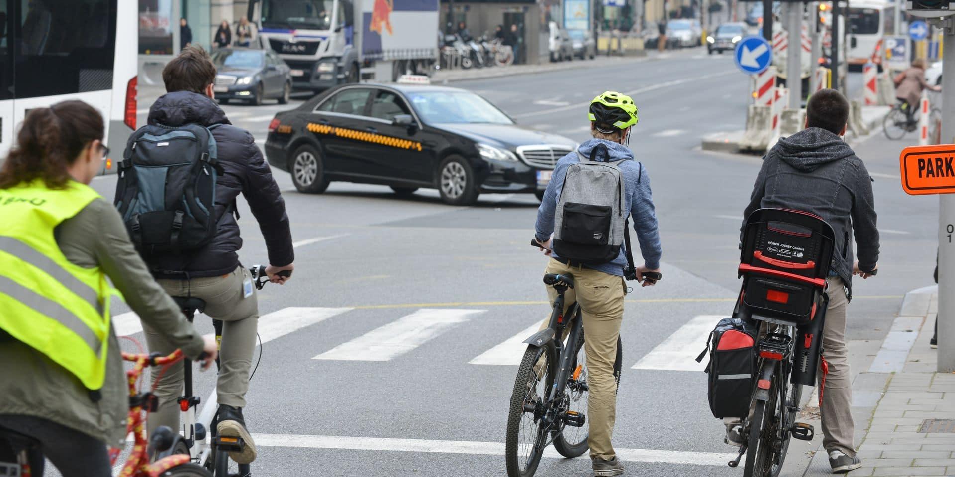 Bruxelles - Vélo