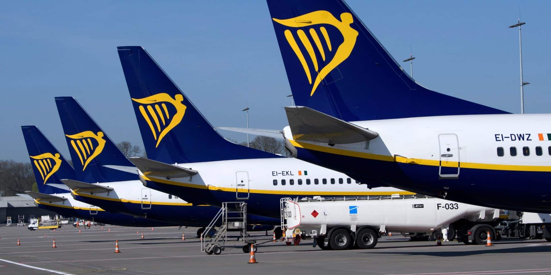 Les pilotes belges redemandent à Ryanair de négocier de bonne foi