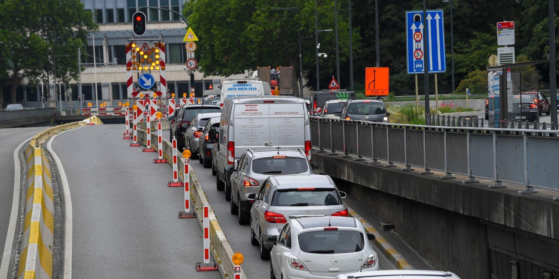 "Le tunnel Léopold II rebaptisé ""tunnel Annie Cordy"" ? Triste idée"