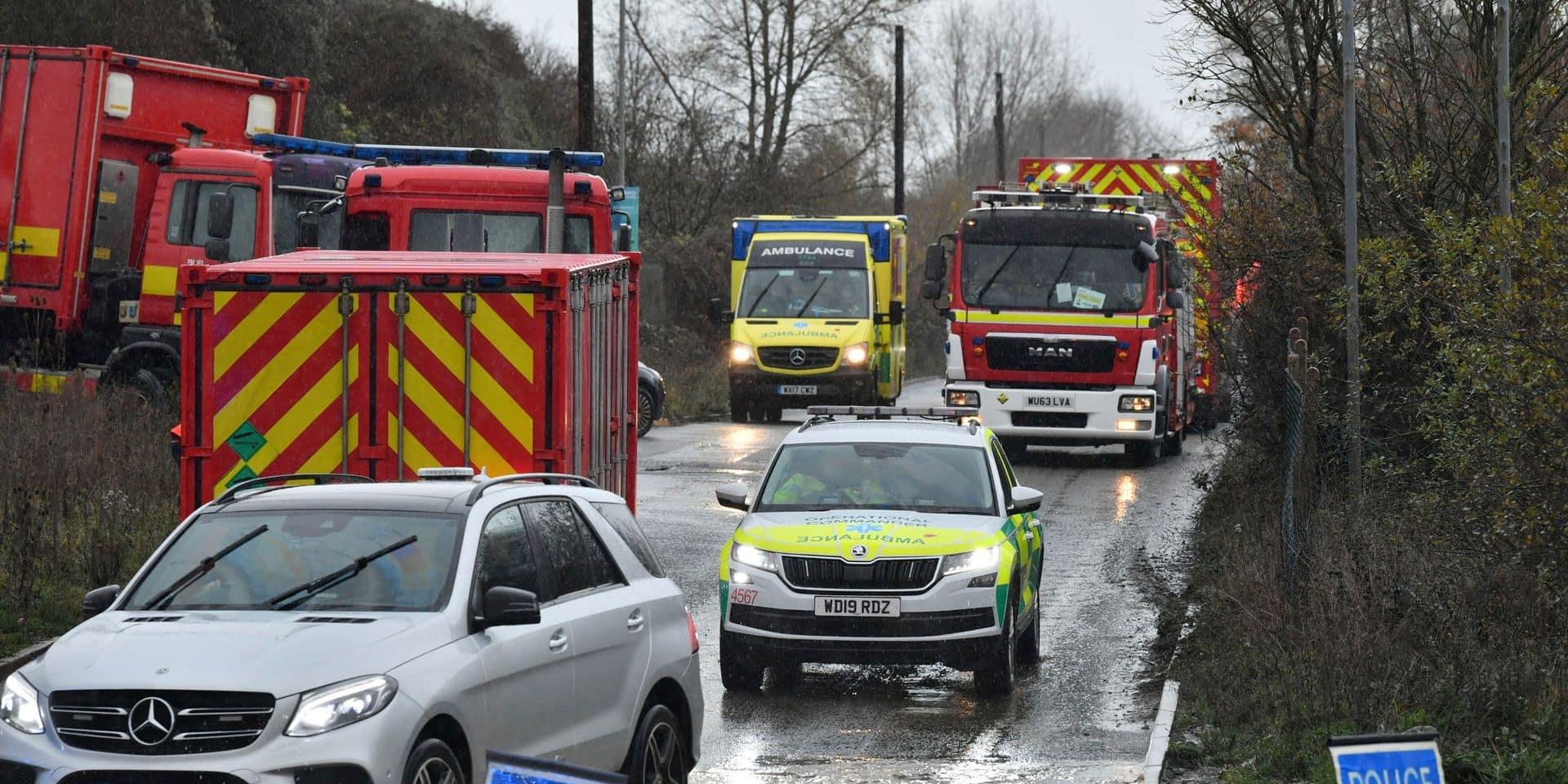 Forte explosion à Bristol, en Grande-Bretagne : 4 morts