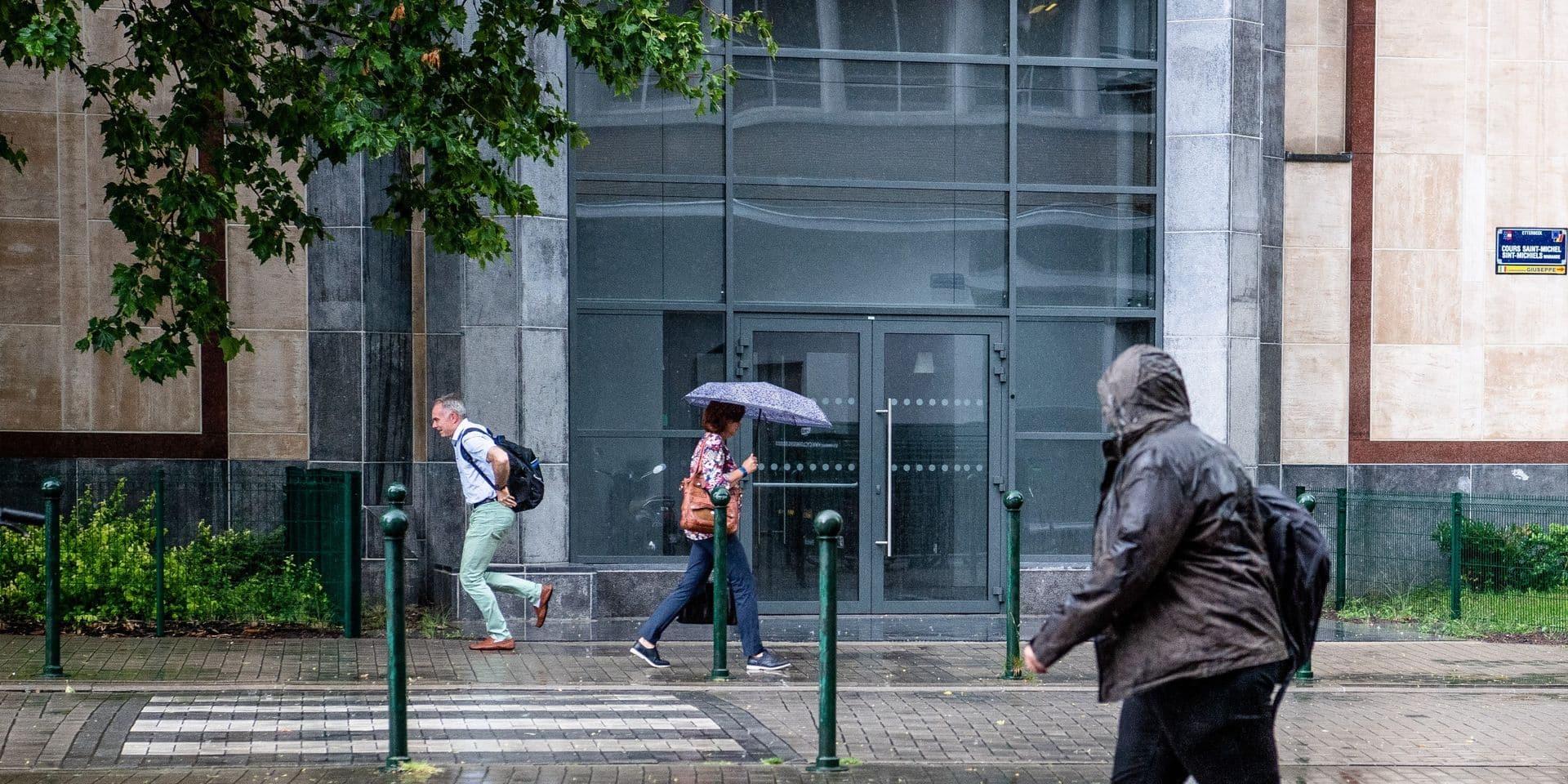 Météo: de la grisaille et de la pluie, encore et encore, avant une amélioration