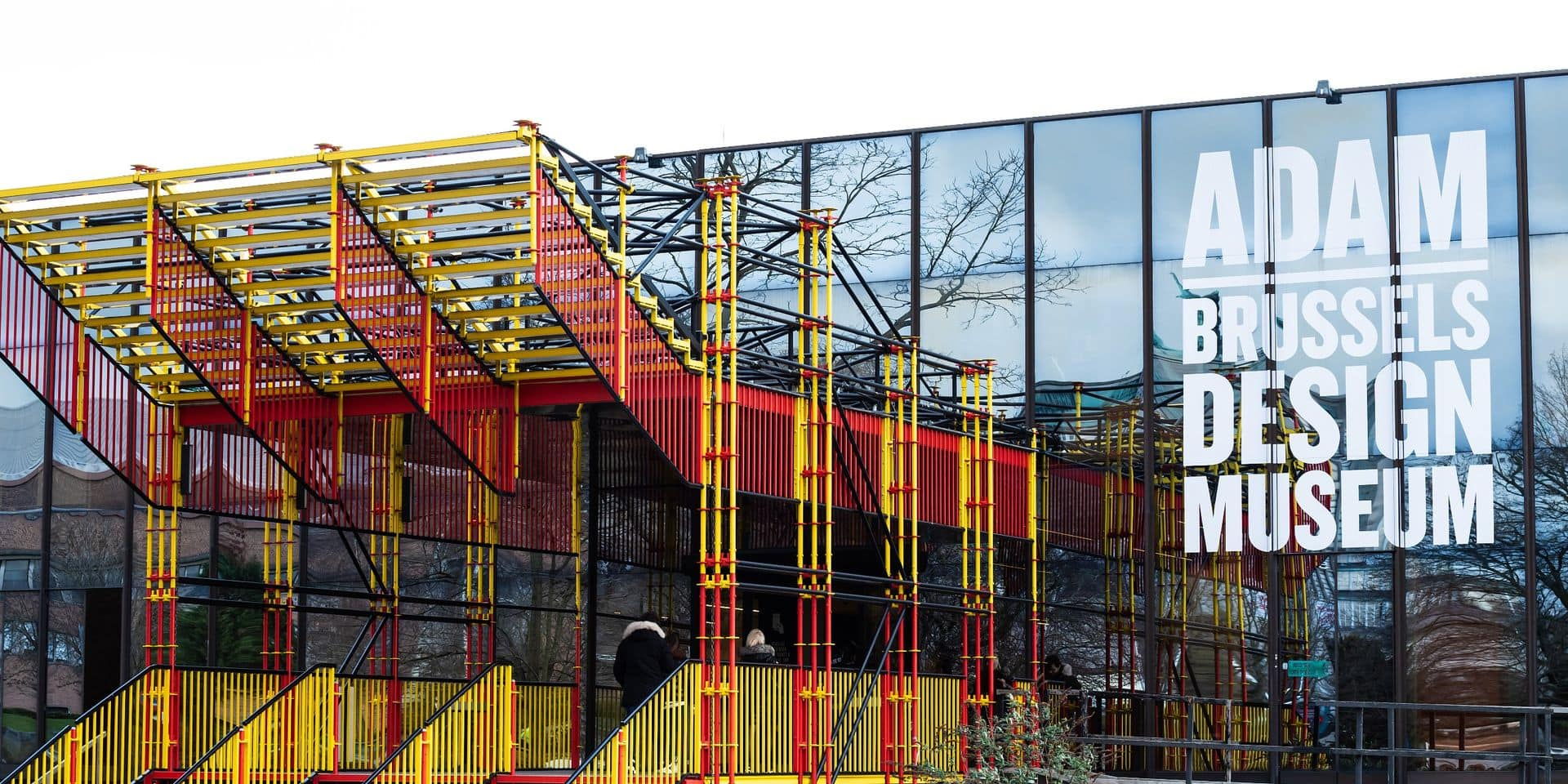 L'Adam devient le Design Museum Brussels