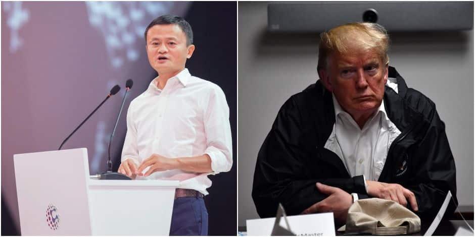 Le patron d'Alibaba renonce à créer un million d'emplois aux USA