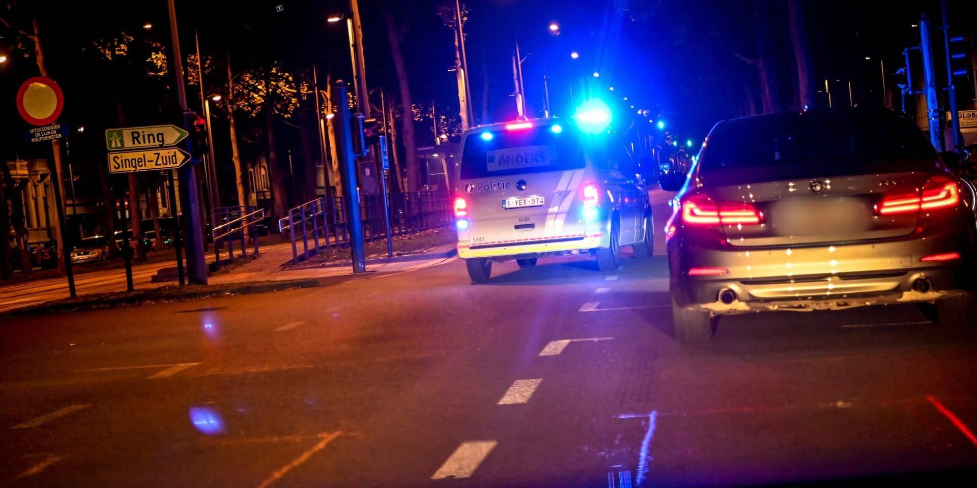 Nouvelle nuit agitée par des fêtards à Anvers : une centaine de personnes rassemblées, la police a dû intervenir