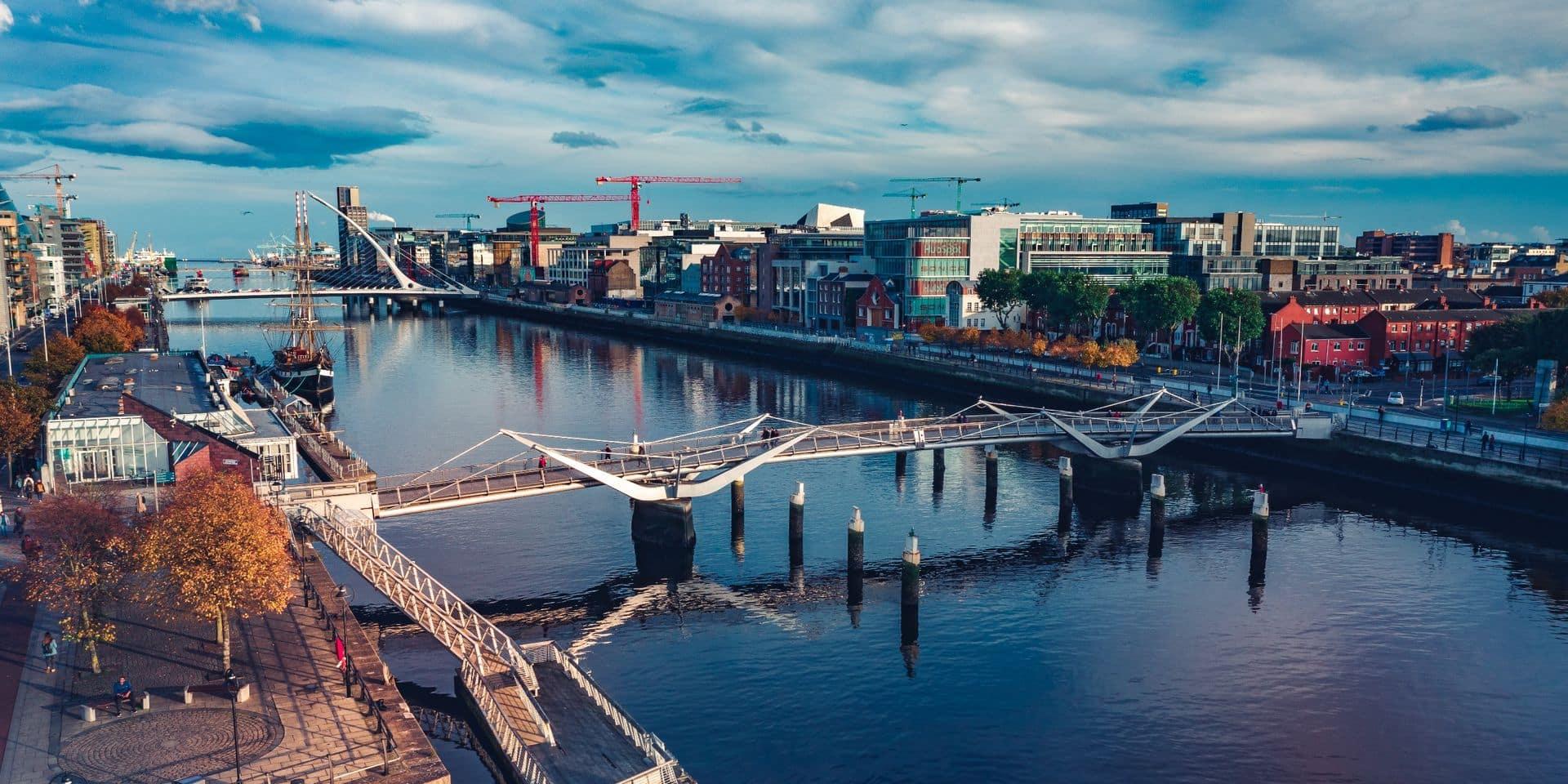 Les chiffres de l'Irlande sont tronqués par la présence de grandes entreprises internationales.