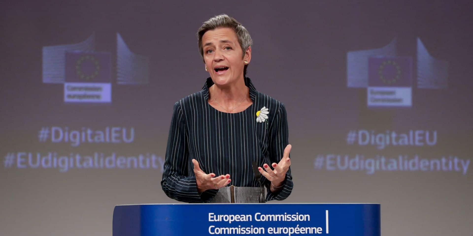 """La Commission veut généraliser l'usage du portefeuille numérique : """"L'objectif est de nous simplifier la vie"""""""