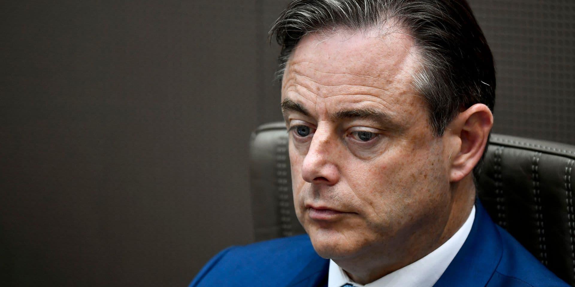 """Bart De Wever refuse un reconfinement national et pointe Bruxelles du doigt: """"À l'époque, on s'est moqué de moi"""""""