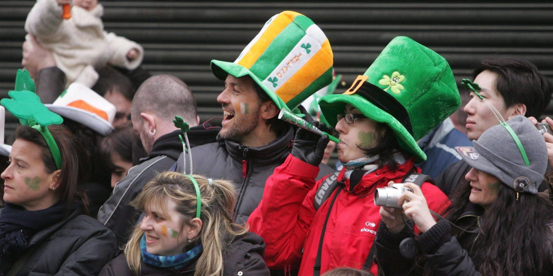 Coronavirus: la parade de la Saint-Patrick annulée à Dublin