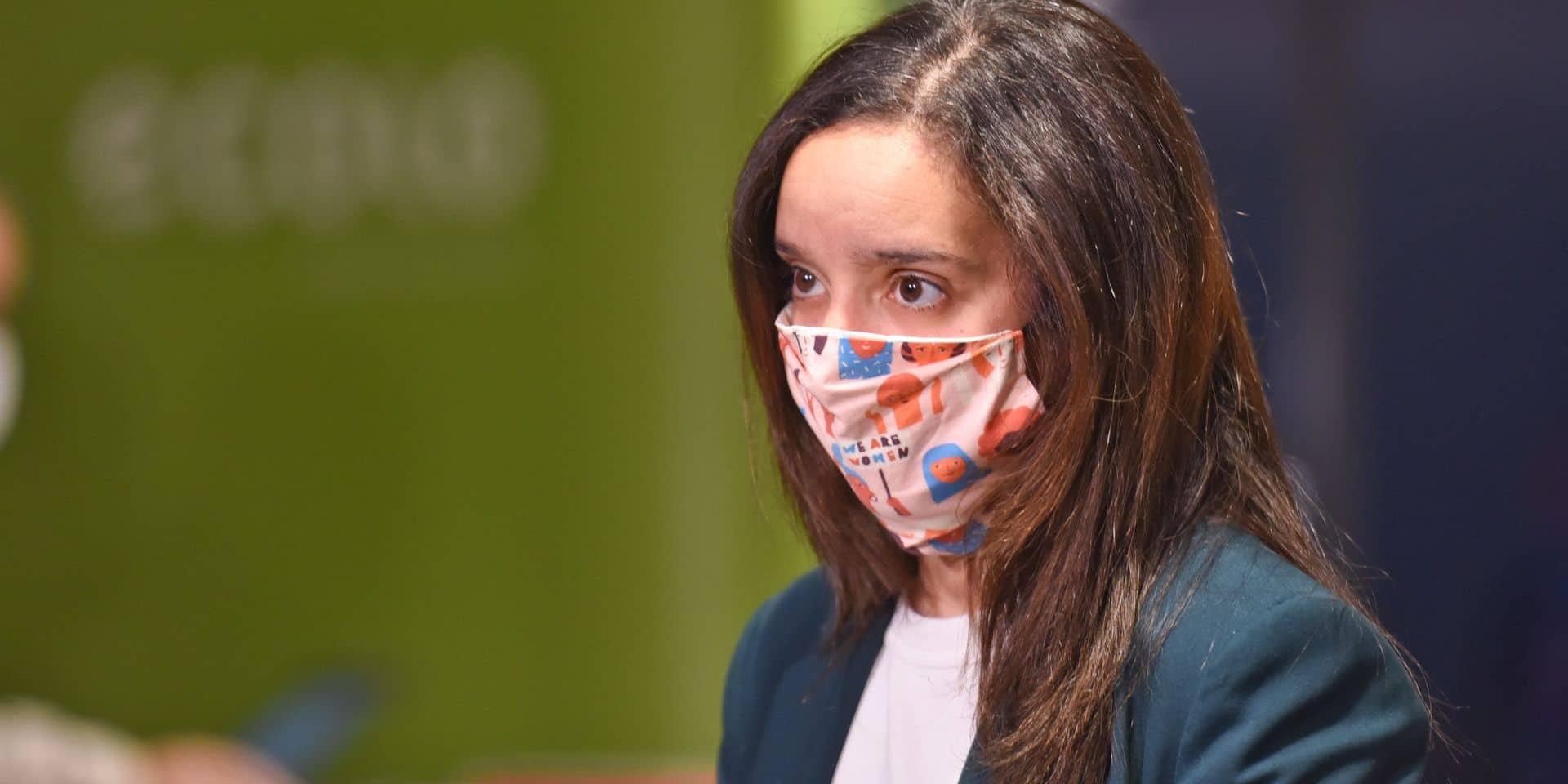 La Ligue Belge contre l'Antisémitisme demande la démission de Rajae Maouane et accuse Ecolo de promouvoir l'antisémitisme
