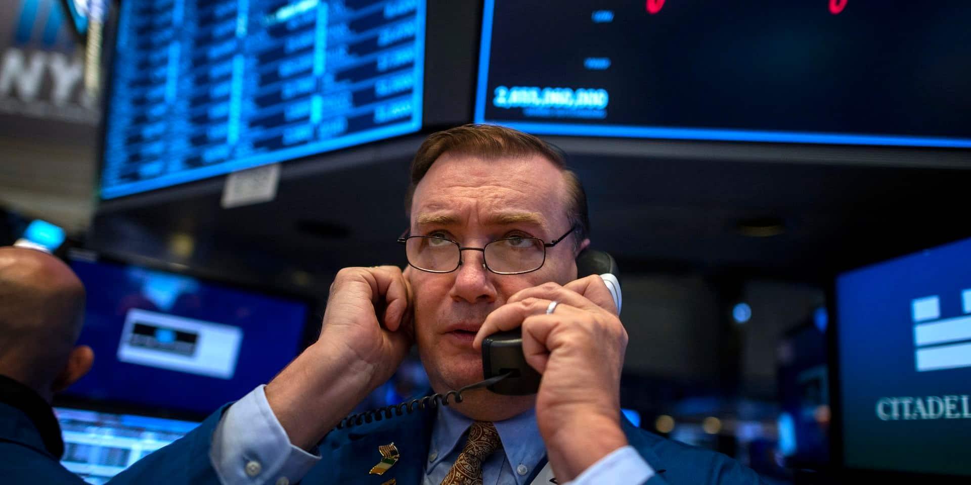 L'oeil du marché : un recul européen sur fond de Brexit dur et de guerre commerciale