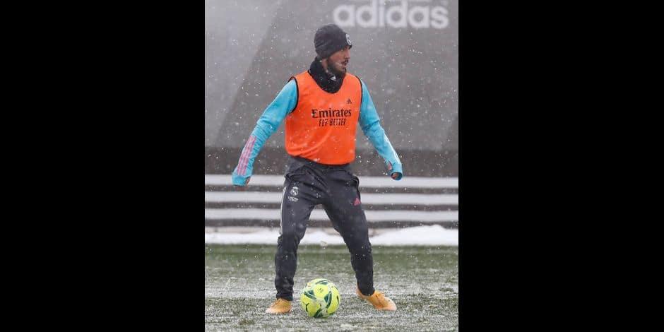 Tombe la neige, Eden reviendra bien ce samedi…