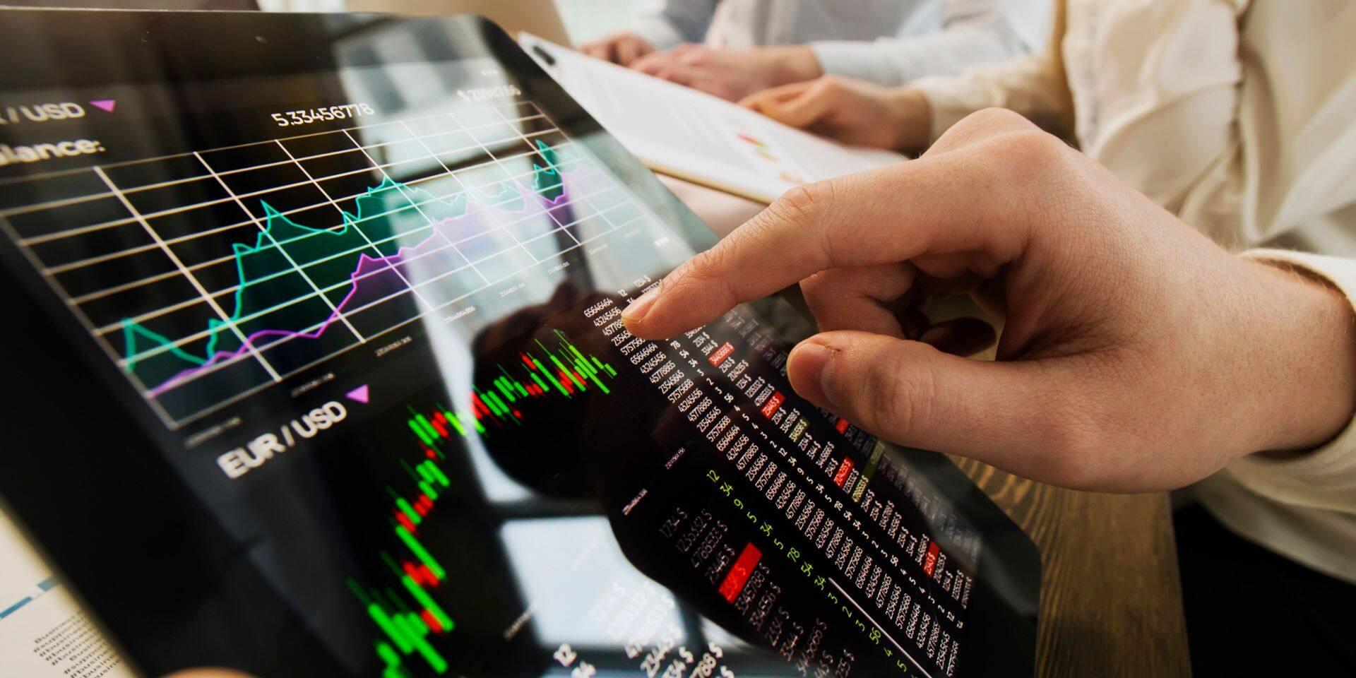 Plus d'un investisseur sur trois s'attend à une hausse de la bourse dans les prochains mois