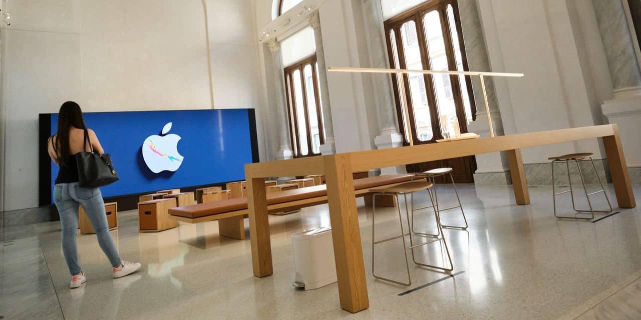 """Apple soupçonné de """"pratiques anti-concurrentielles"""" en Allemagne"""
