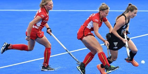 Coupe du monde de hockey : les Belges battus, mais la tête haute - La Libre