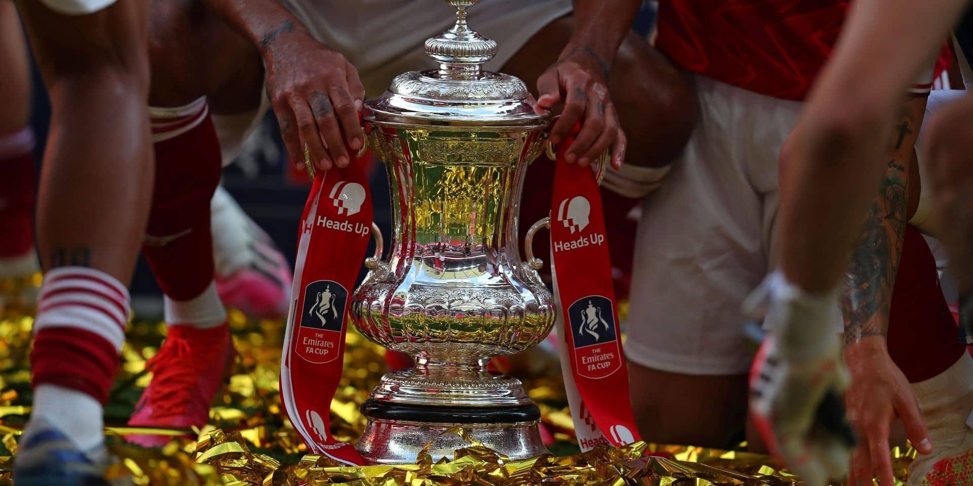 FA Cup: La fédération anglaise supprime les 'replays' lors des matchs nuls