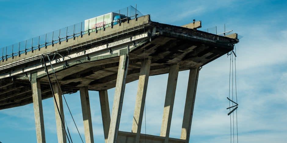 Le concessionnaire Atlantia a déjà perdu 6 milliards d'euros en Bourse — Gênes
