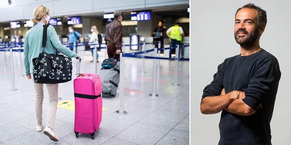 Comment va évoluer notre façon de voyager? Notre journaliste Raphaël Meulders a répondu à vos questions!