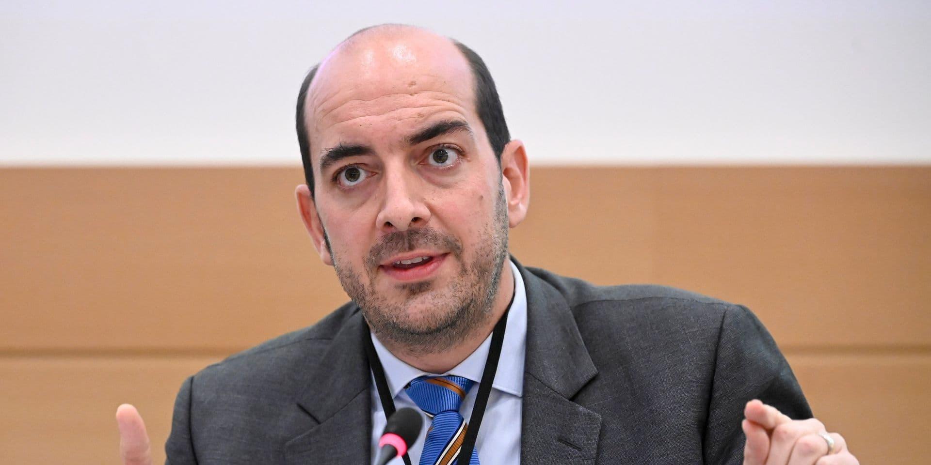 """Mathieu Michel invite le parlement fédéral à prendre ses responsabilités dans le dossier APD: """"Une situation hautement problématique"""""""