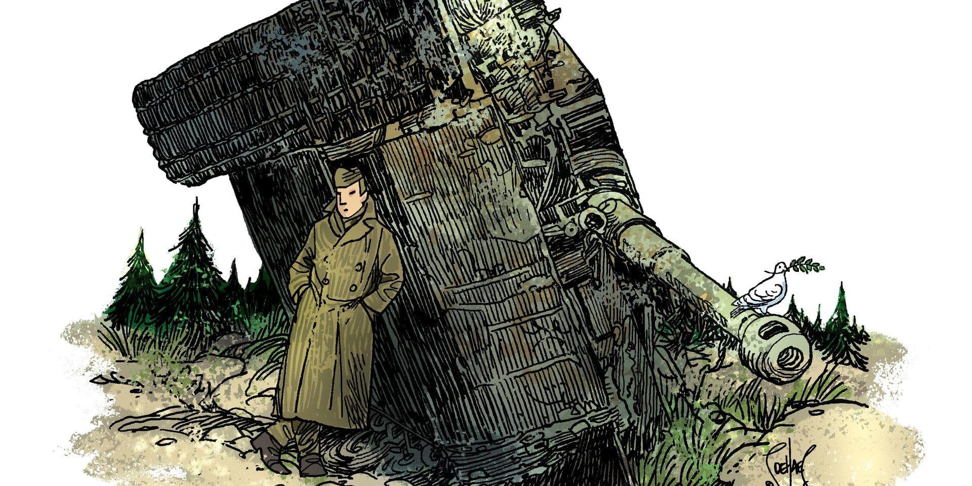 Les Ardennes ont vécu un véritable martyre
