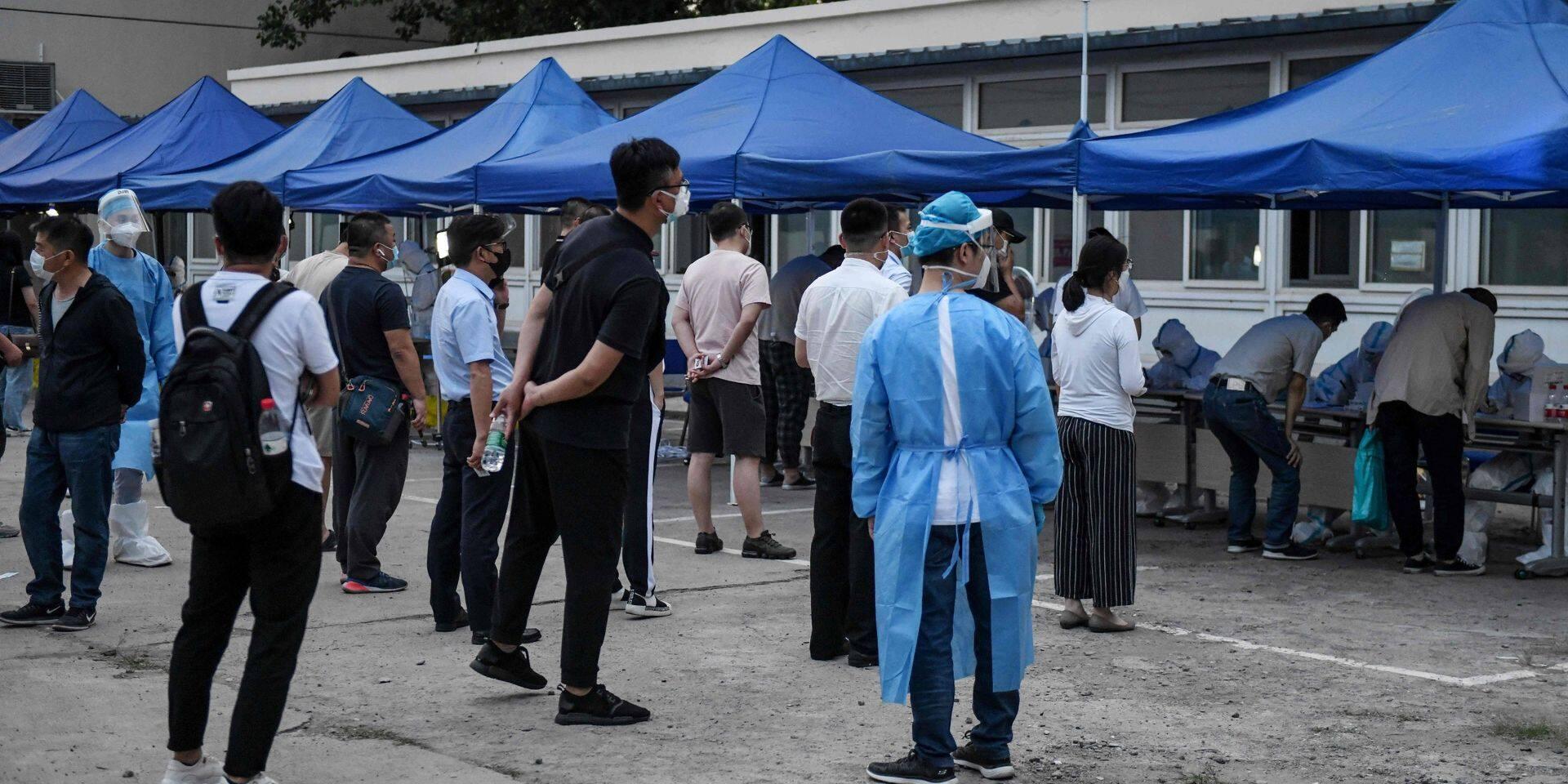 Coronavirus: les Etats-Unis laissent planer le doute sur la situation en Chine