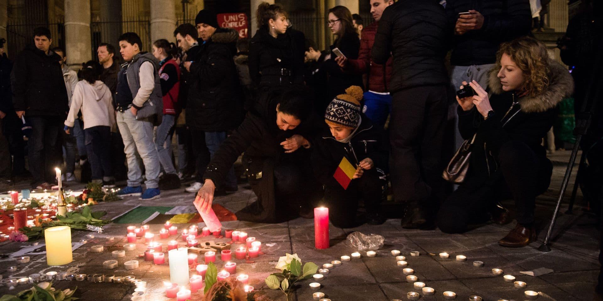 Deux attentats qui ont endeuillé toute la Belgique