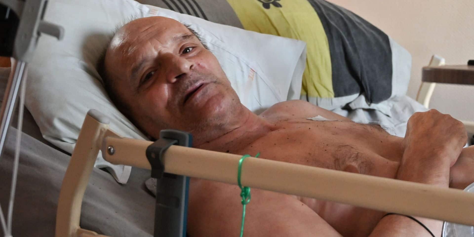 Fin de vie: Alain Cocq cesse sa grève des soins et de la faim