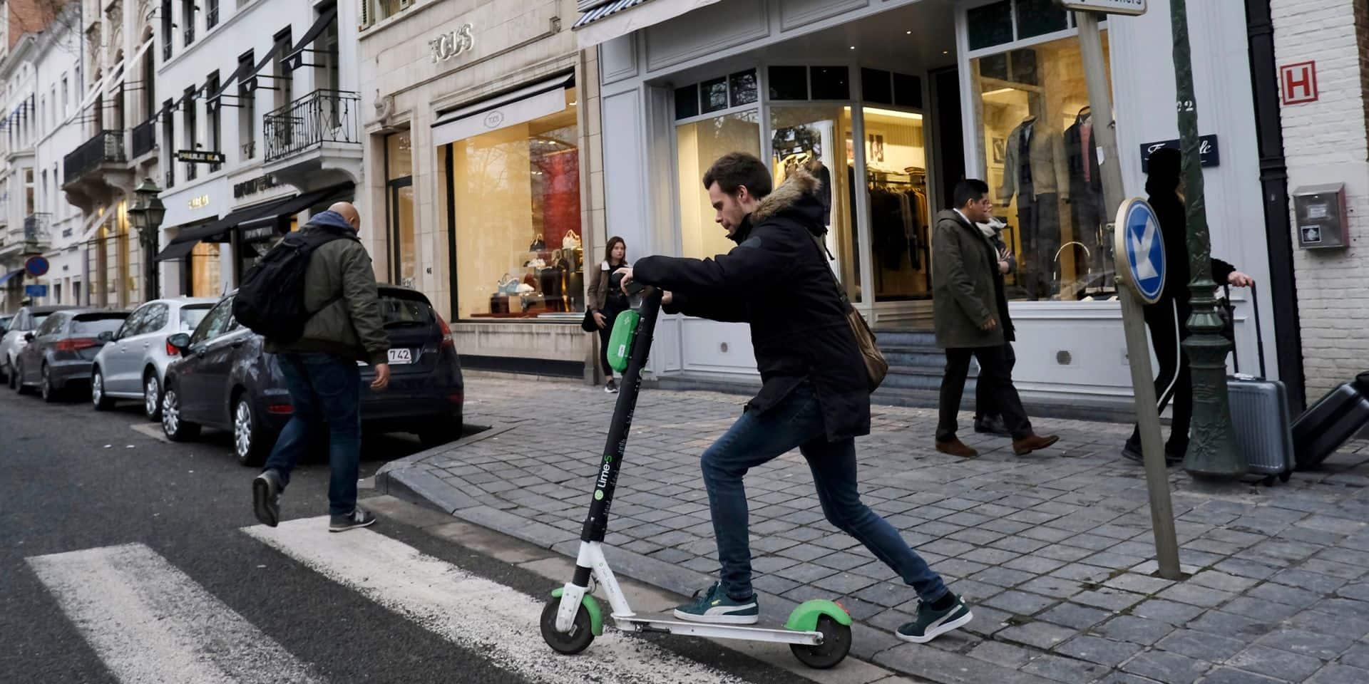 La trottinette électrique partagée pollue plus que les modes de transport qu'elle remplace