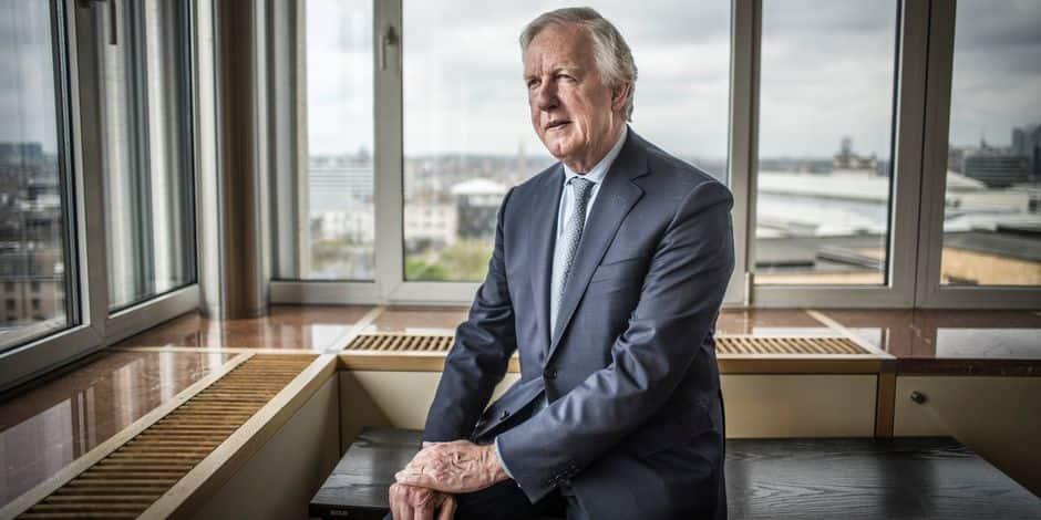 """Daniel Bacquelaine: """"La pension à points serait une loterie? Mais la loterie, c'est le système actuel"""" - La Libre"""