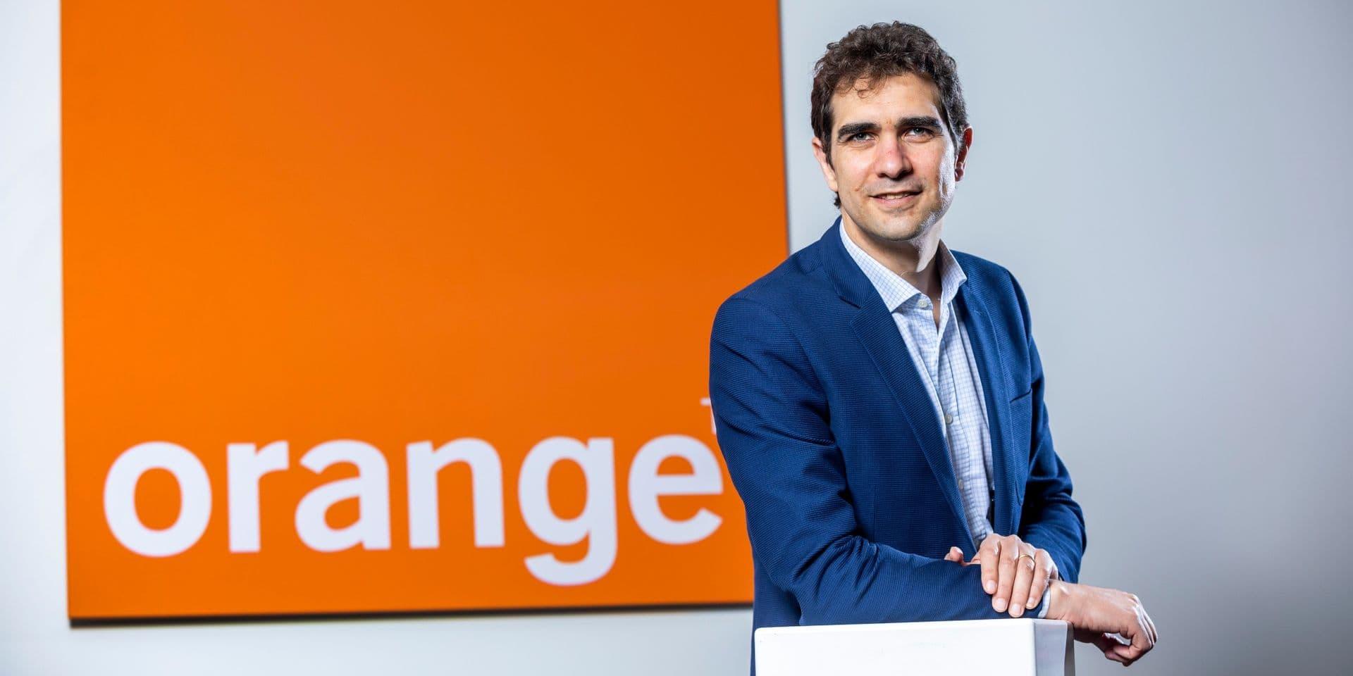 On connaît le nom de celui qui succédera à Michaël Trabbia à la tête d'Orange Belgium