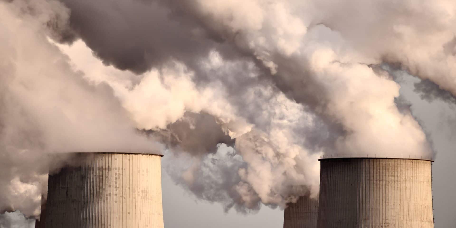 Les droits d'émission pour une tonne de CO₂ dépassent les 50 euros en Europe, une première