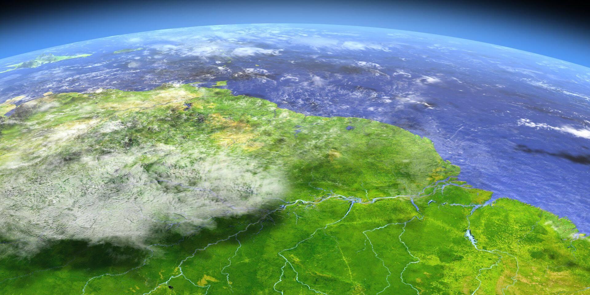 Le premier satellite 100 % brésilien lancé avec succès pour étudier la déforestation