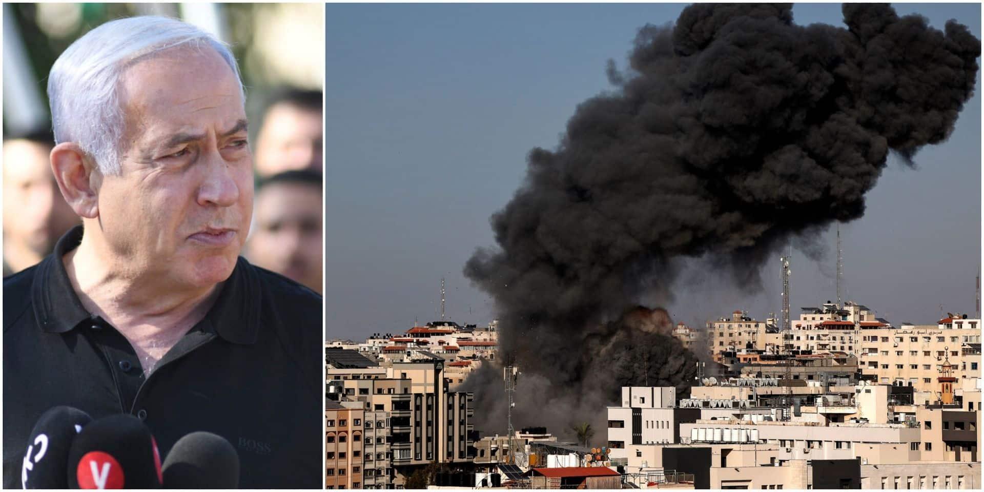 """Netanyahu: """"Ils payent et continueront de payer chèrement. Ce n'est pas encore fini"""""""