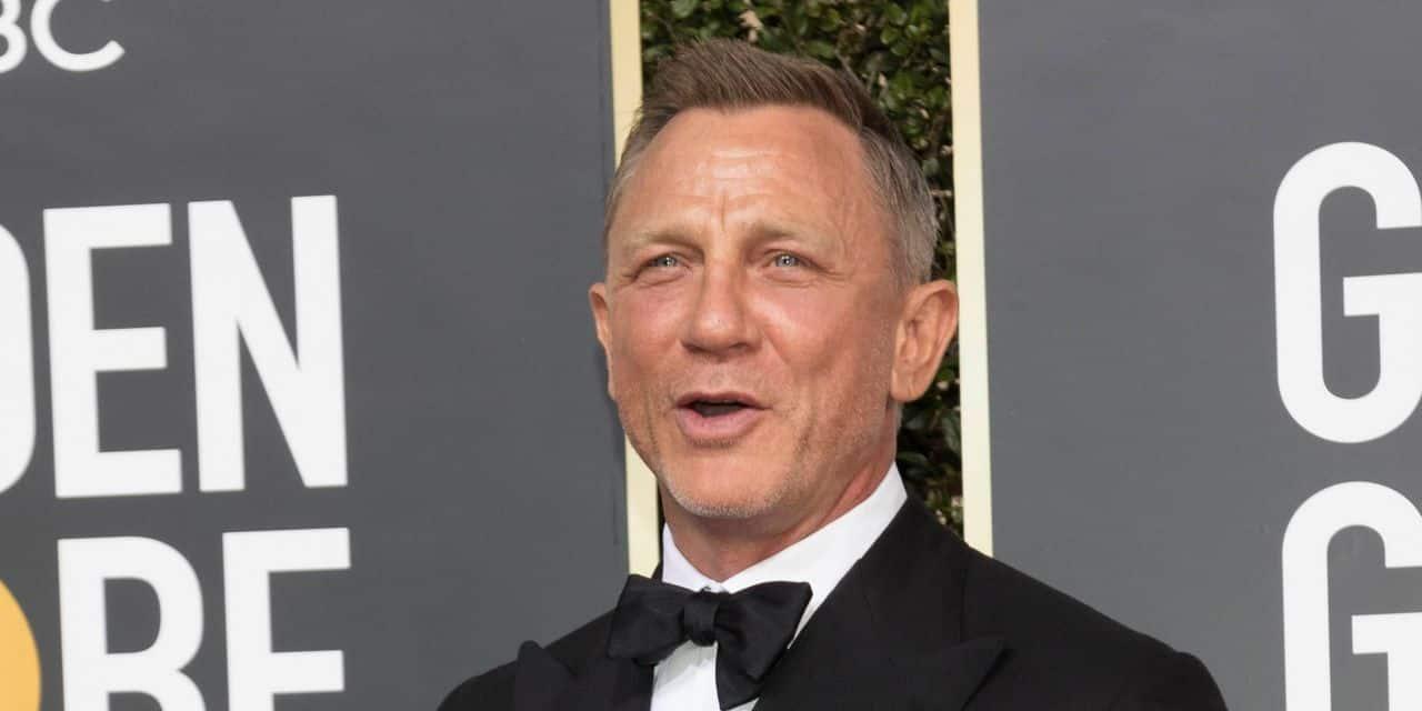 À 52 ans, Daniel Craig s'offre une couv' torse nu et casse internet