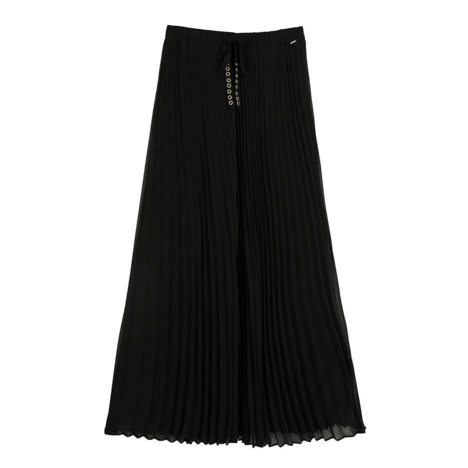 Pantalon-jupe culotte large, IKKS, pnc