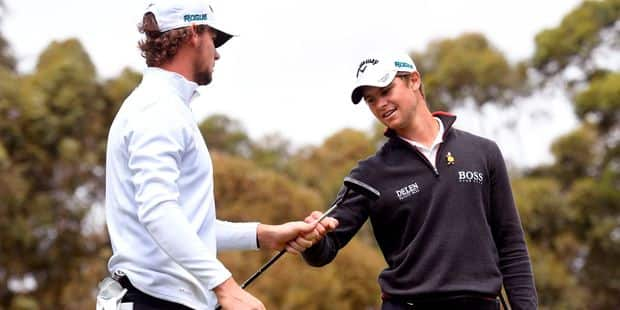 Golf: Detry et Pieters aux portes de la gloire - La Libre
