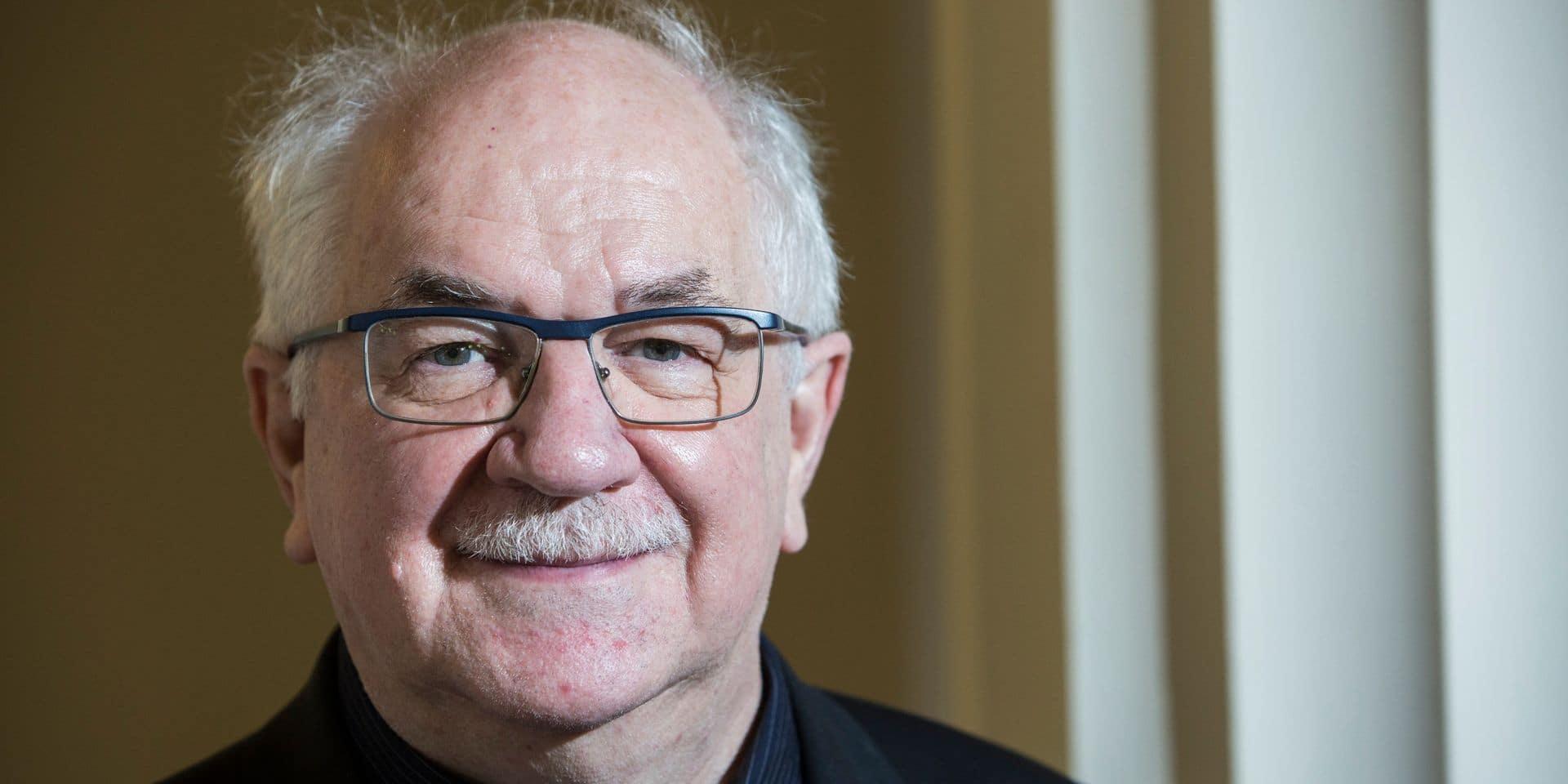 Richard Miller conseiller de Bouchez pour les questions culturelles et interculturelles