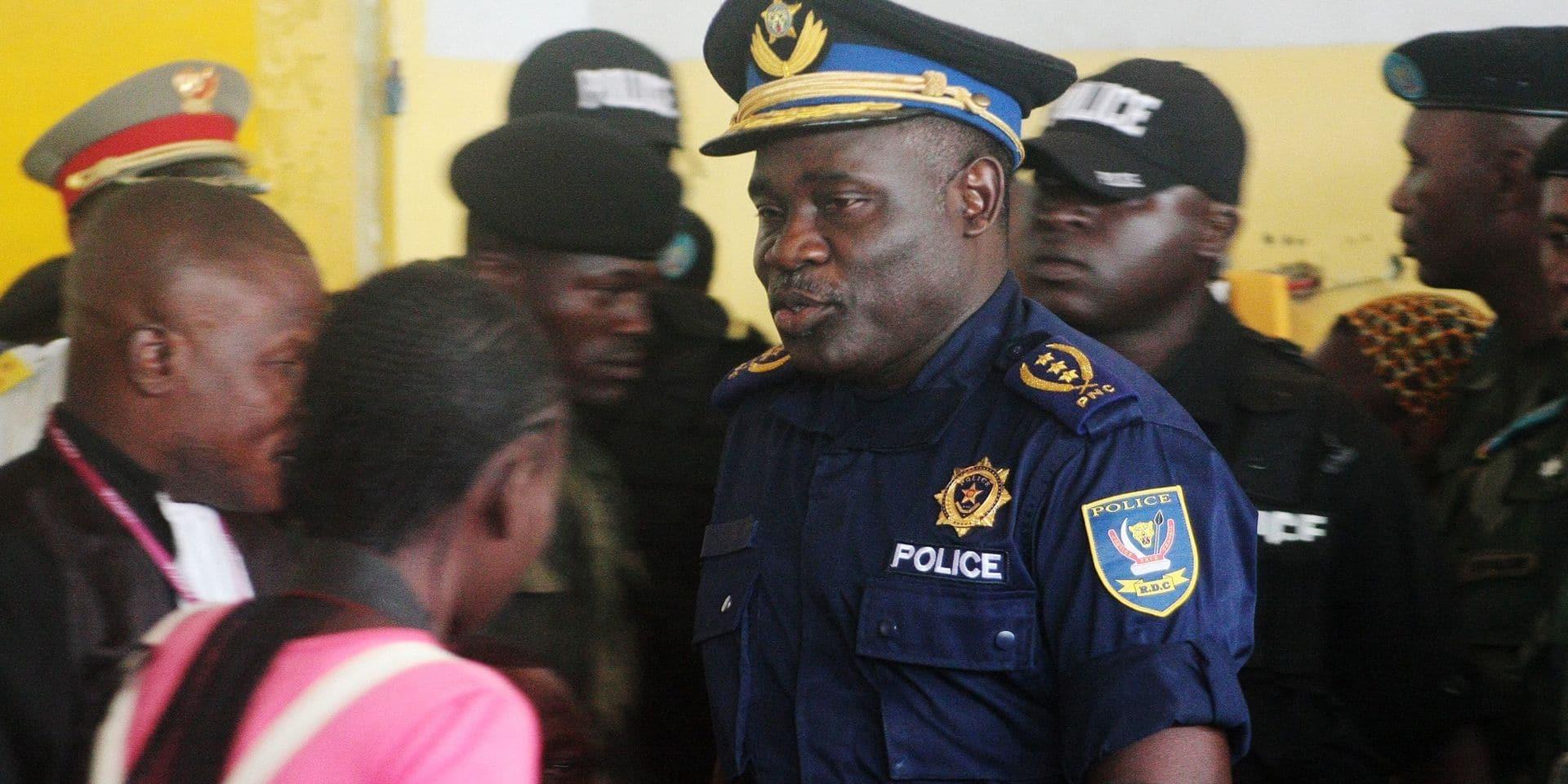 """RDC: John Numbi, mis en cause dans la mort de Chebeya en 2010, """"est réfugié au Zimbabwe"""""""