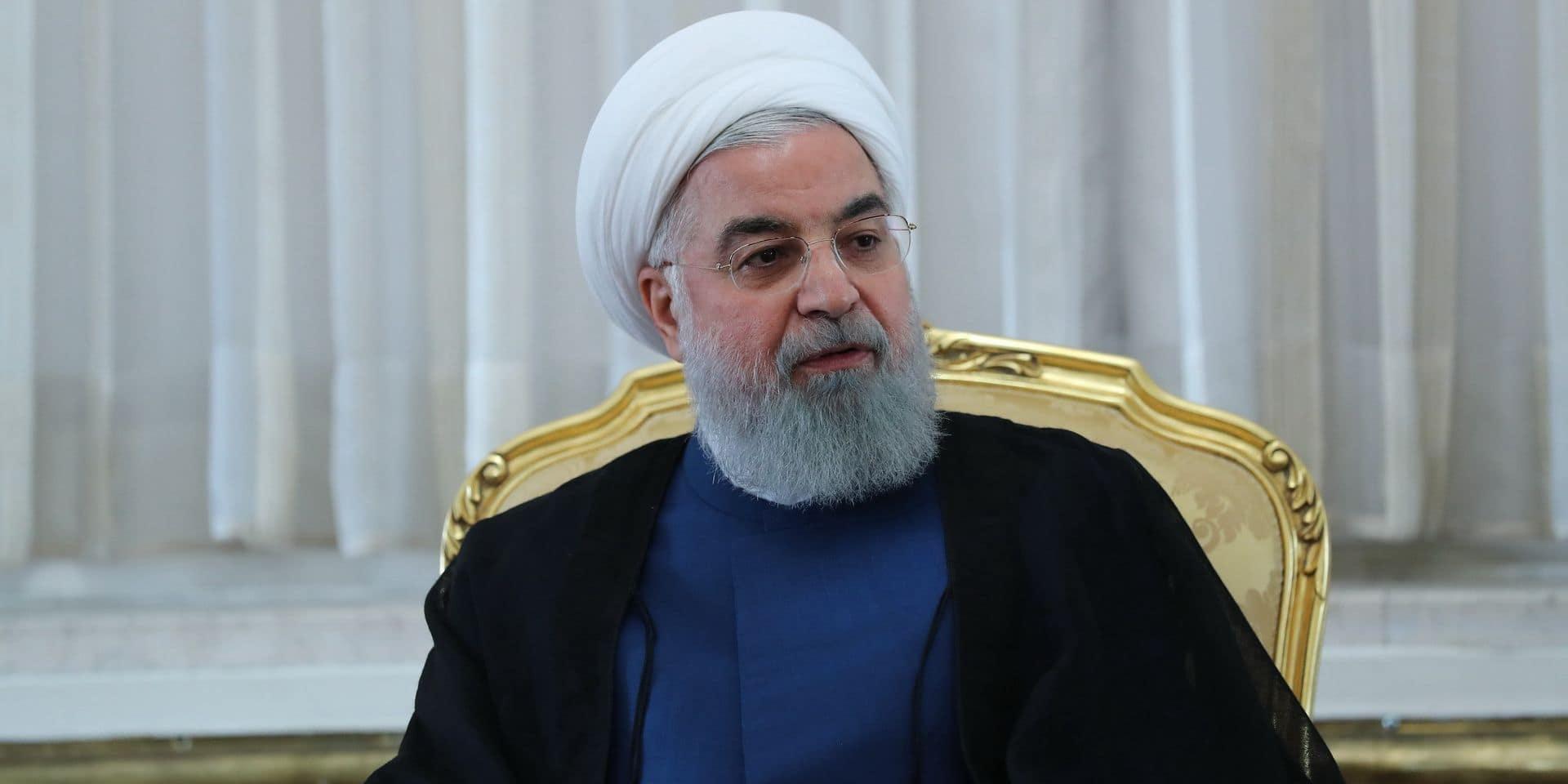 """""""Le complot américain conte la République islamique d'Iran est voué à l'échec"""""""