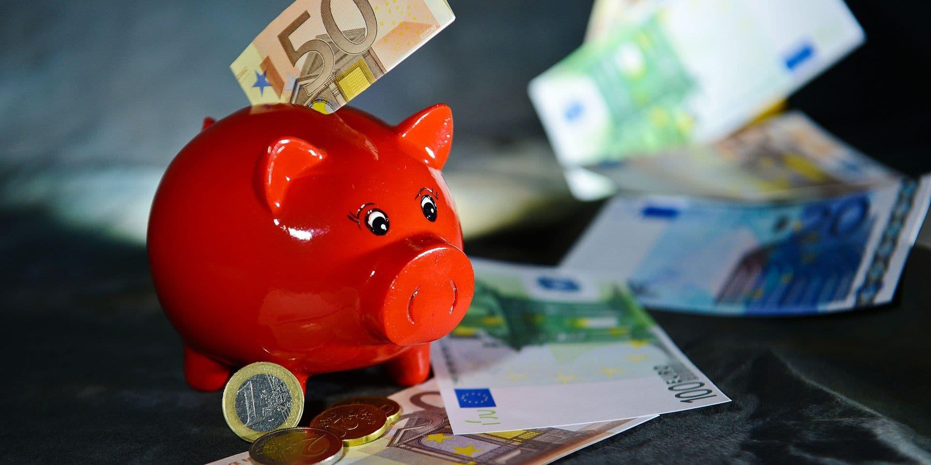 Les Belges ont un tiers de leur patrimoine financier dans des actifs qui ne leur rapportent rien.