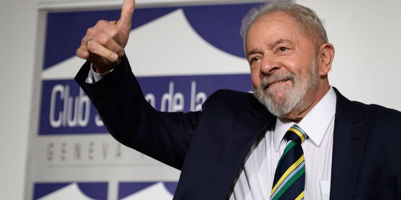 Pourquoi Lula est encore loin d'avoir reconquis le Brésil face à Bolsonaro - lalibre.be