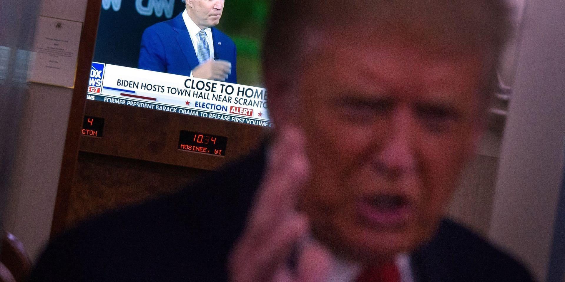 Covid-19, économie et Cour suprême parmi les sujets du premier débat Biden-Trump