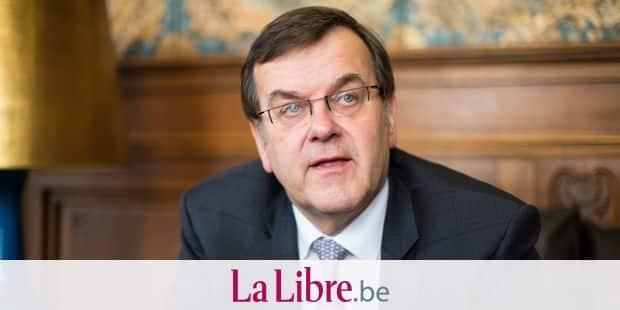 LIEGE. PORTRAIT DE WILLY DEMEYER. Photo Michel Tonneau