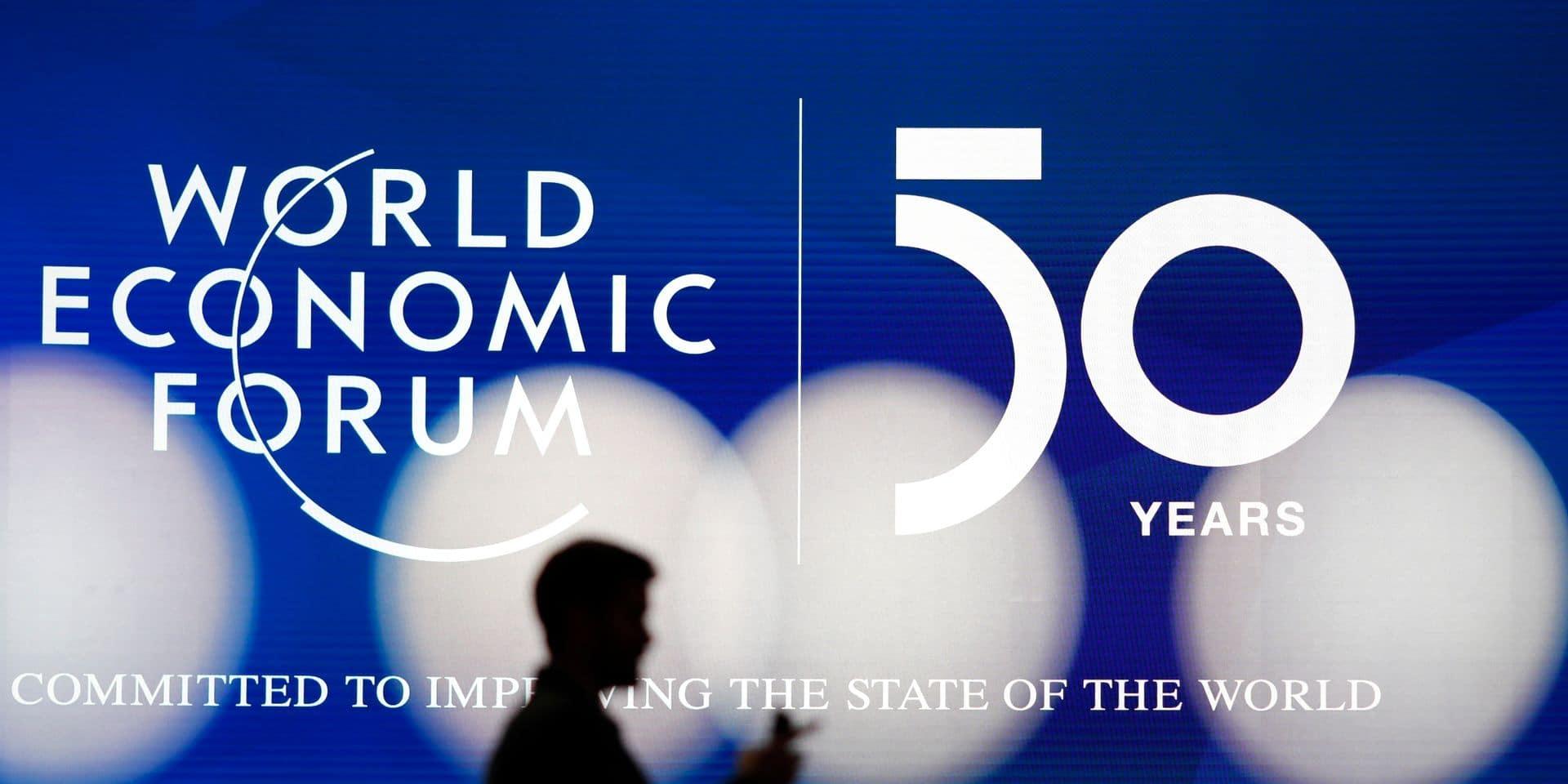 Pandémie, inégalités et rebond chinois au menu du Davos virtuel