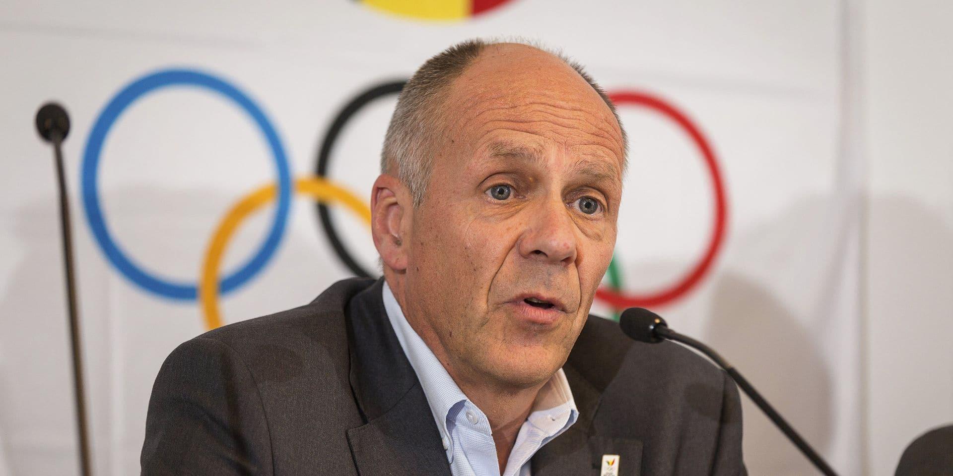 Le CEO du Comité olympique belge Philippe Vander Putten annonce son départ après les JO de Pékin